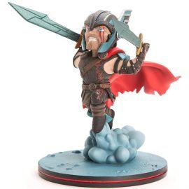 Thor - Thor: Ragnarok - Q-Fig Diorama - Quantum Mechanix