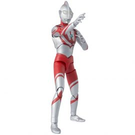 Ultraman Zoffy (2nd Production Run) - S.H.Figuarts - Ultraman - Bandai