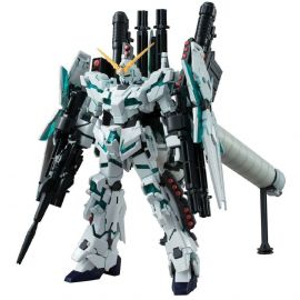 RX-0 Full Armor Unicorn (Destroy Mode) - HG Model Kit - Gundam - Bandai