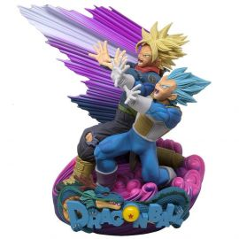 Vegeta & Trunks - Dragon Ball Super - Super Master Stars Diorama II - The Brush II - Banpresto