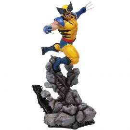 Wolverine - Fine Art Statue - Marvel Universe - Kotobukiya