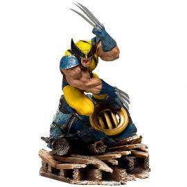 Wolverine 1/10 BDS - Marvel Comics - Iron Studios