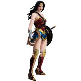 Wonder Woman (DAH-012) - Dynamic 8ction Heroes - Justice League - Beast Kingdom