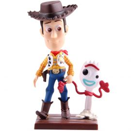 Woody & Forky - Mini Egg Attack - Toy Story 4 - Beast Kingdom